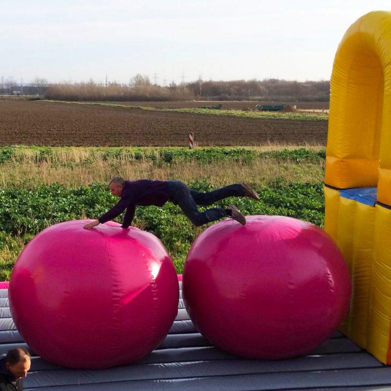 Ballanger Hüpfelement