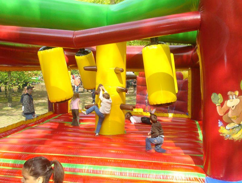 Boxarena für kleine Kinder
