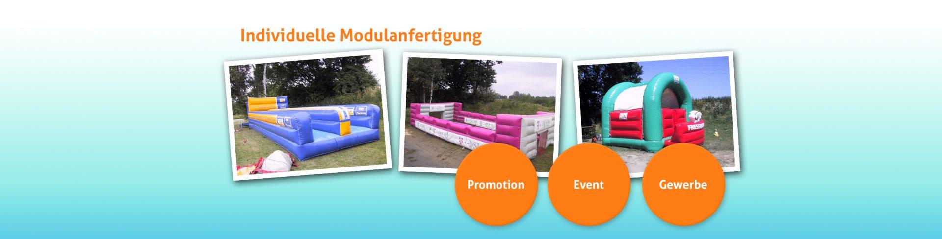 Kreative Spielwerkstatt Hüpfburg Verkauf