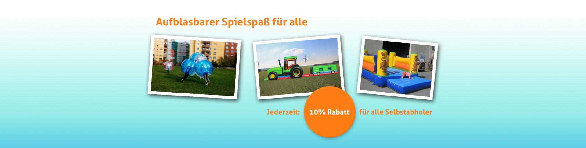 Kreative Spielwerkstatt Eventmodule Hüpfburgen Vermietung